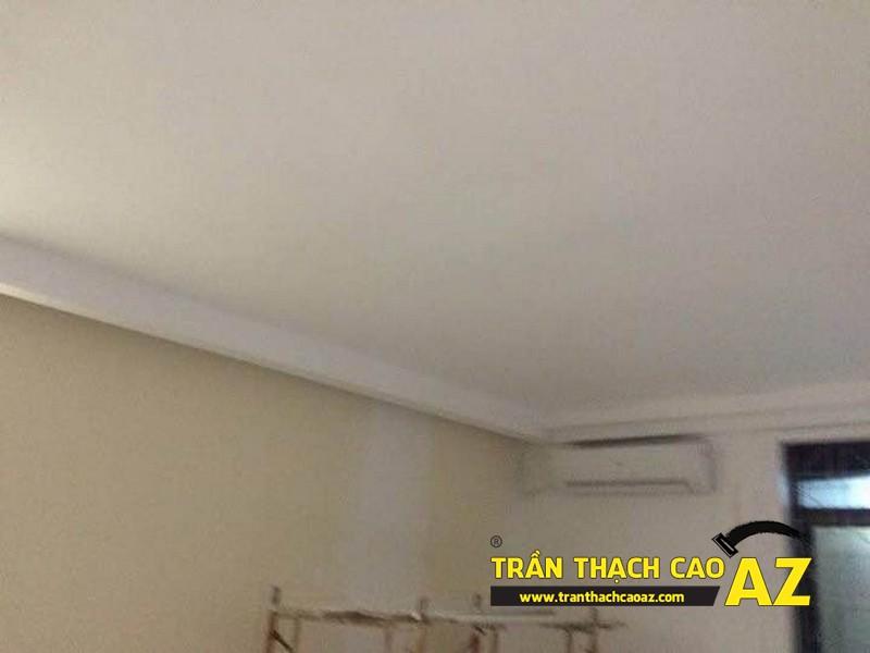 Hoàn thiện thi công trần thạch cao cho cơ sở Tổng đại lý Prudential tại Hà Nội 08