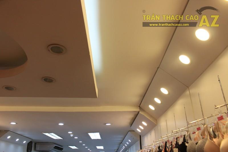 Không gian Triumph Phạm Ngọc Thạch cực lôi cuốn với mẫu trần thạch cao đẹp ấn tượng - 02