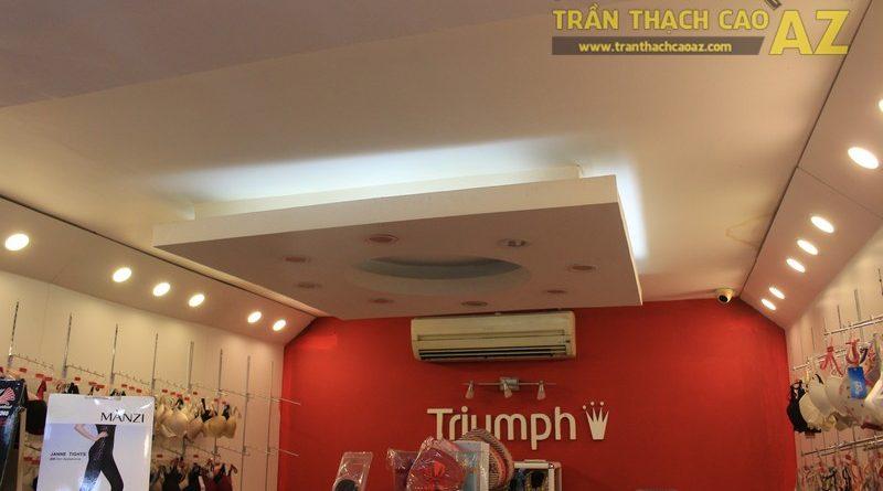 Không gian Triumph cực lôi cuốn với mẫu trần thạch cao đẹp ấn tượng, đường Phạm Ngọc Thạch