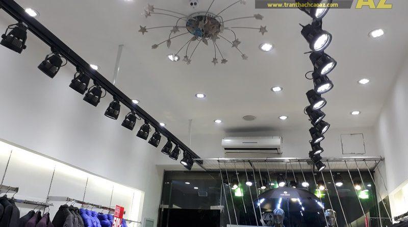 Mẫu trần thạch cao đẹp phá cách, cực ấn tượng của shop Phan Nguyễn, số 135 Chùa Bộc
