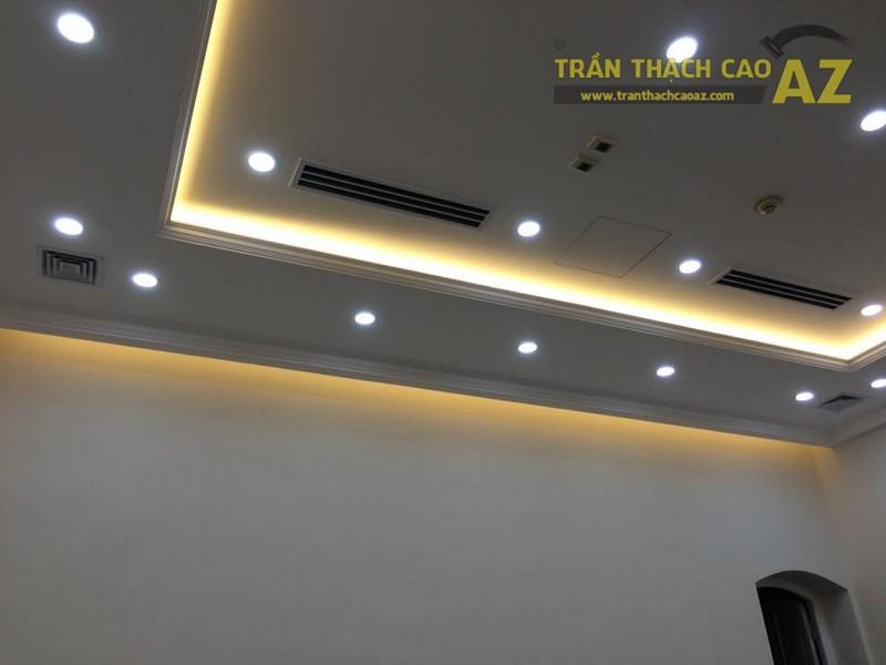 Mẫu trần thạch cao phòng giám đốc đẹp hiện đại của Công ty CP Success Food Việt Nam - 03