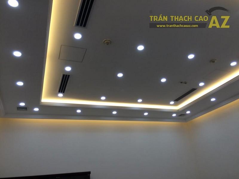 Mẫu trần thạch cao phòng giám đốc đẹp hiện đại của Công ty CP Success Food Việt Nam - 02