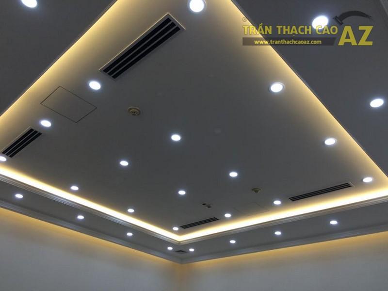 Mẫu trần thạch cao phòng giám đốc đẹp hiện đại của Công ty CP Success Food Việt Nam - 06