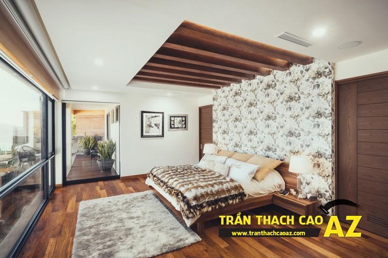 47 mẫu trần thạch cao phòng ngủ vợ chồng đẹp lịm ai nhìn cũng thích