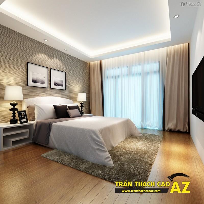 Mẫu 7 - phòng ngủ diện tích khoảng 15m2