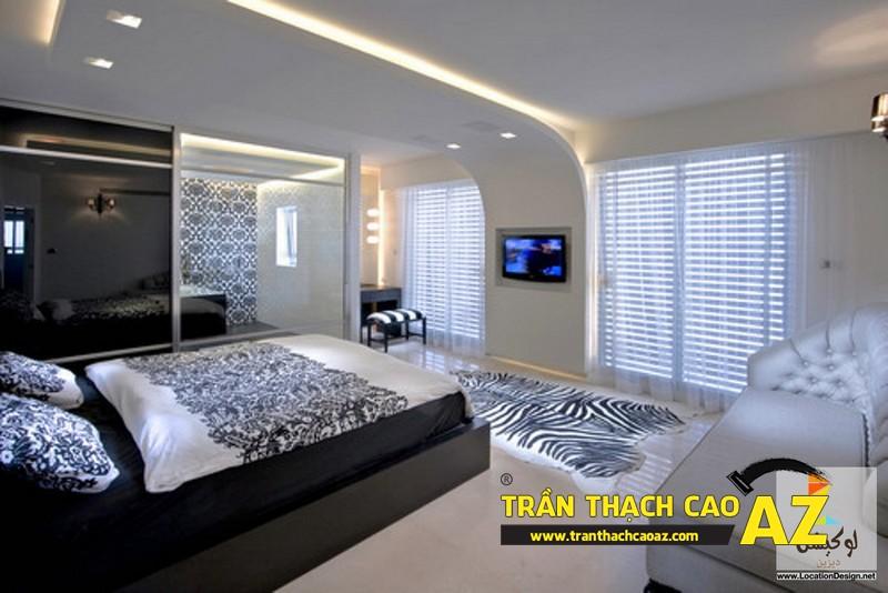 Mẫu 3 - phòng ngủ diện tích khoảng 20m2