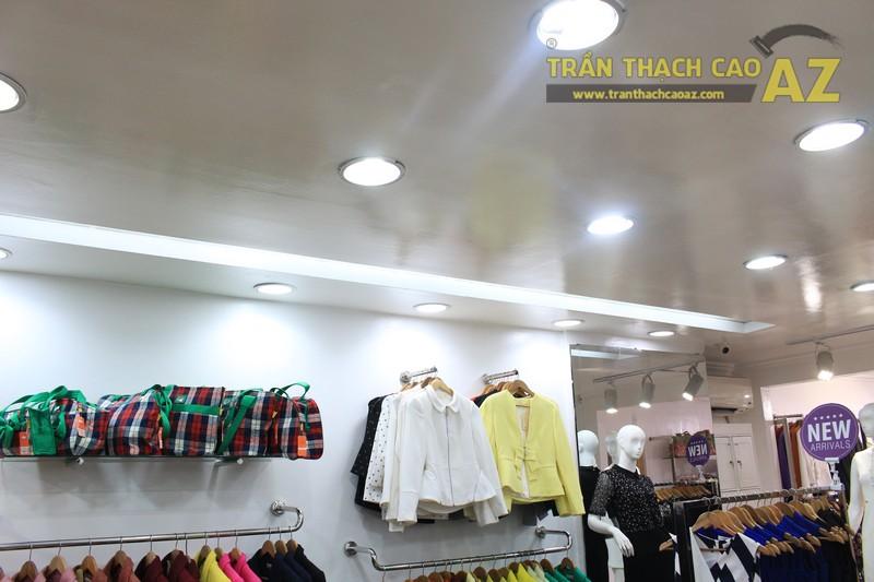 Cách tạo hình trần thạch cao đẹp với họa tiết đối xứng của shop Zen Phạm Ngọc Thạch - 05