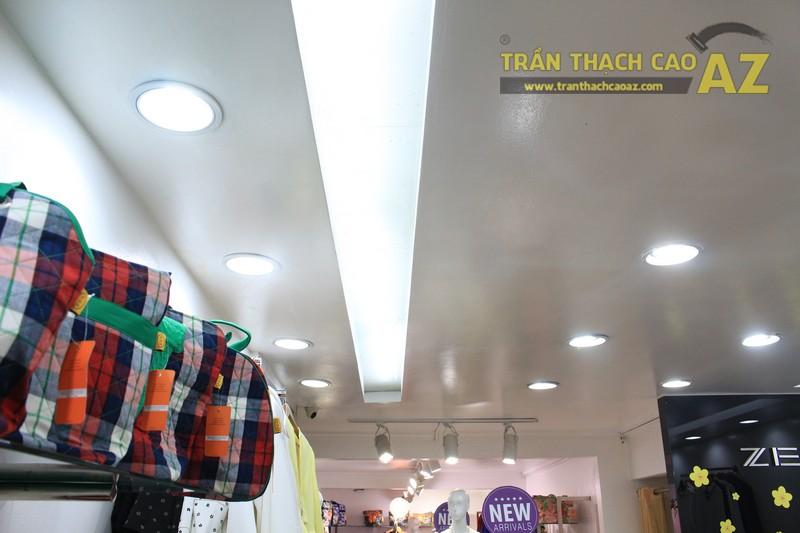Cách tạo hình trần thạch cao đẹp với họa tiết đối xứng của shop Zen Phạm Ngọc Thạch - 03