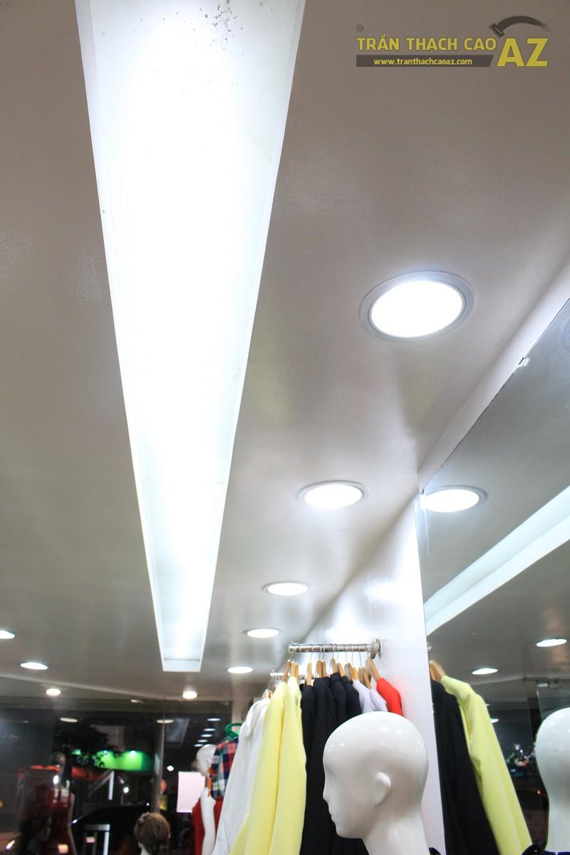 Cách tạo hình trần thạch cao đẹp với họa tiết đối xứng của shop Zen Phạm Ngọc Thạch - 02