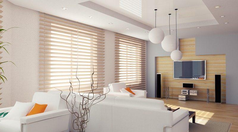 Mẹo thiết kế phòng khách nhỏ cực cuốn hút với trần thạch cao