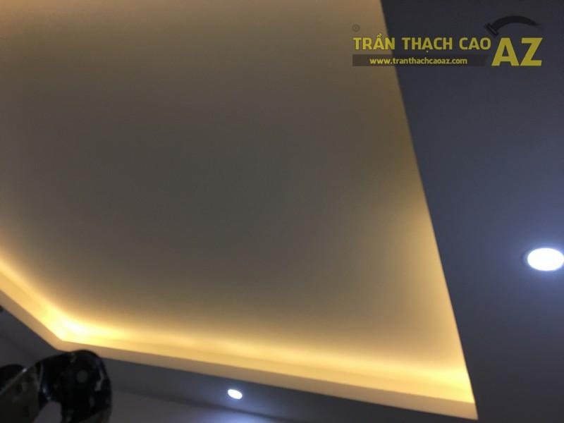 Thi công trần thạch cao nhà anh Mạnh, Nguyễn Ngọc Nại, Thanh Xuân, Hà Nội
