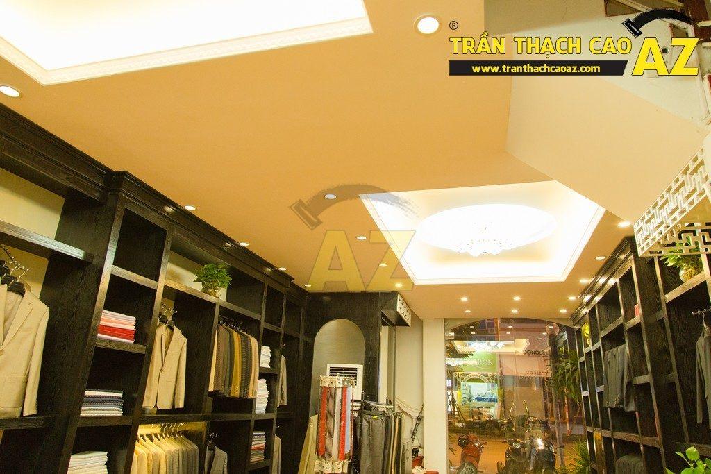 Thời trang Maria lịch lãm đầy lôi cuốn với mẫu trần thạch cao shop đẹp đẳng cấp - 01