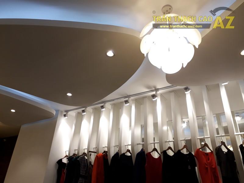 Thiết kế trần thạch cao đẹp  đẳng cấp cực độc đáo của Pura Mela tại Royal City - 03