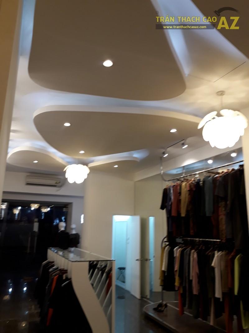 Thiết kế trần thạch cao đẹp  đẳng cấp cực độc đáo của Pura Mela tại Royal City - 02
