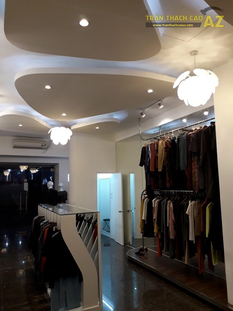 Thiết kế trần thạch cao đẹp  đẳng cấp cực độc đáo của Pura Mela tại Royal City - 06