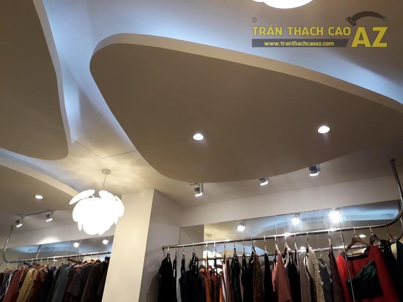 Thiết kế trần thạch cao đẹp  đẳng cấp cực độc đáo của Pura Mela tại Royal City - 01
