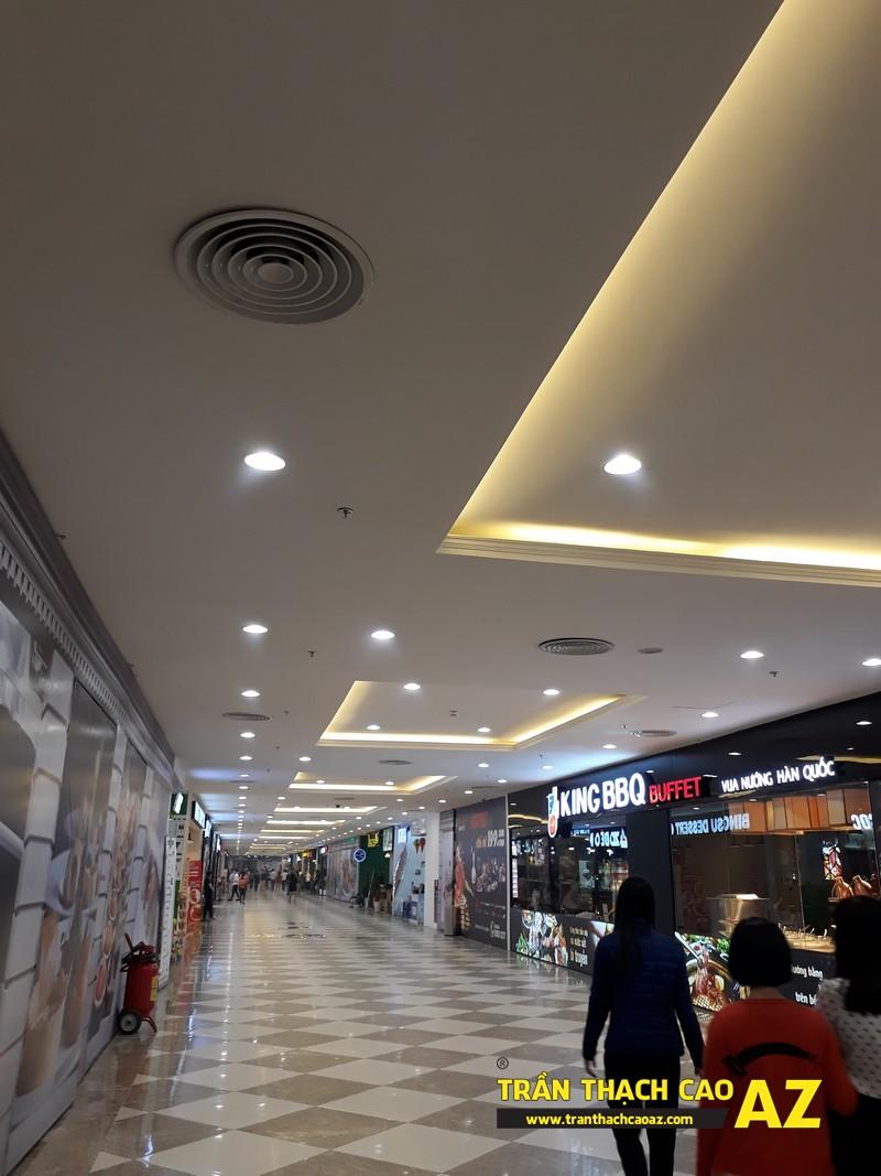 Trần thạch cao hành lang, sảnh cho trung tâm thương mại Royal City
