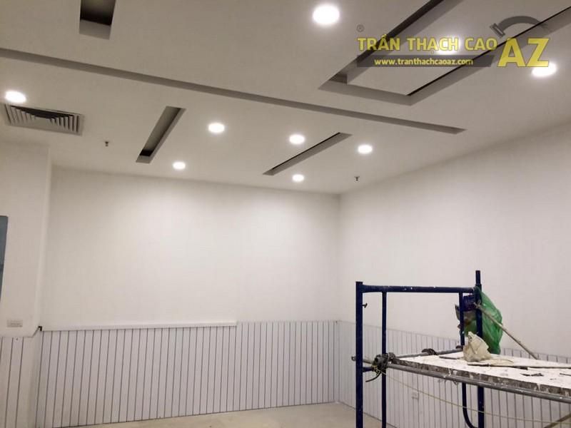 Trần thạch cao văn phòng đẹp hiện đại của Công ty TNHH DQS CERTIFICATION - 04