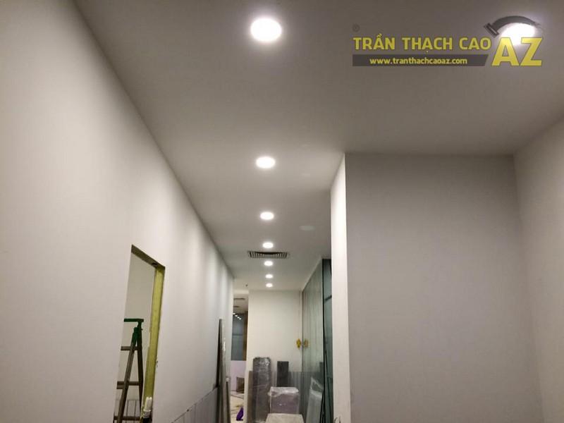 Trần thạch cao văn phòng đẹp hiện đại của Công ty TNHH DQS CERTIFICATION - 10