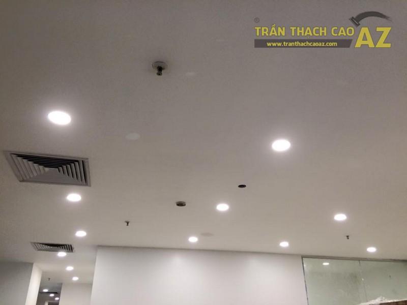 Trần thạch cao văn phòng đẹp hiện đại của Công ty TNHH DQS CERTIFICATION - 08