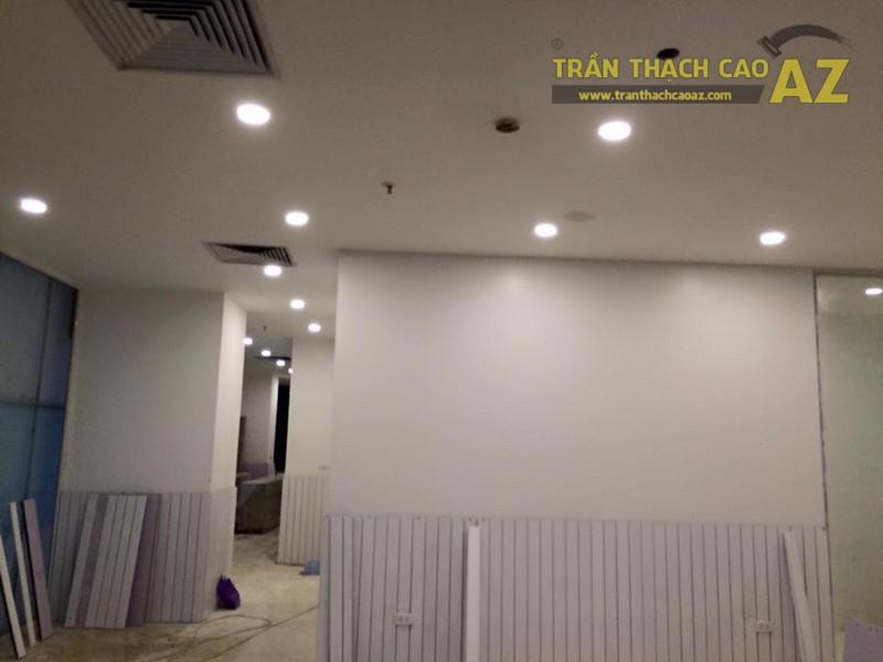 Trần thạch cao văn phòng đẹp hiện đại của Công ty TNHH DQS CERTIFICATION - 07