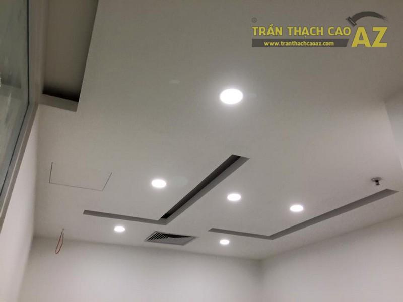 Trần thạch cao văn phòng đẹp hiện đại của Công ty TNHH DQS CERTIFICATION - 03