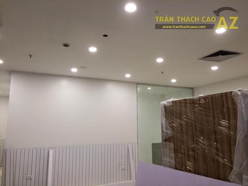 Trần thạch cao văn phòng đẹp hiện đại của Công ty TNHH DQS CERTIFICATION - 06