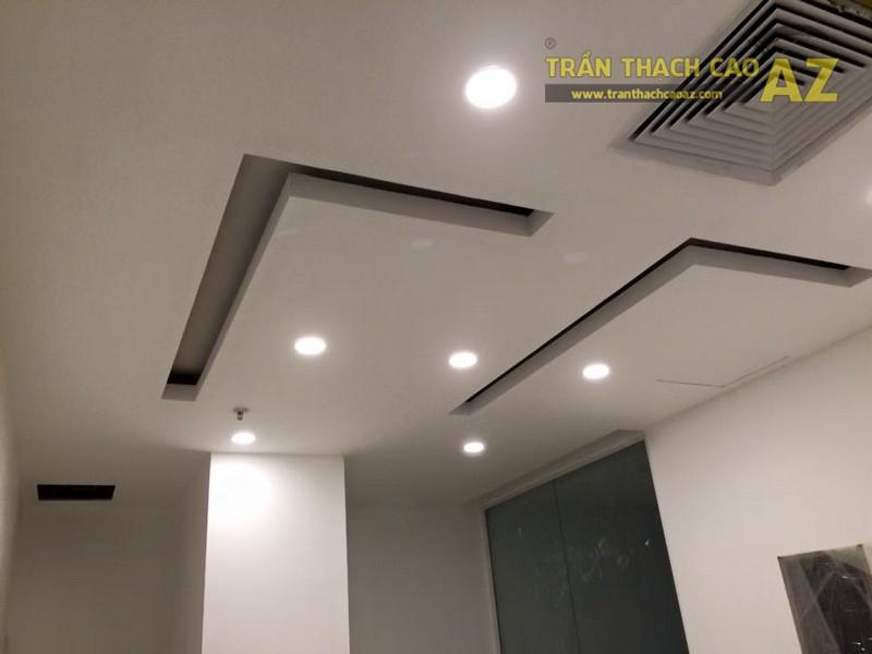 Trần thạch cao văn phòng đẹp hiện đại của Công ty TNHH DQS CERTIFICATION - 02