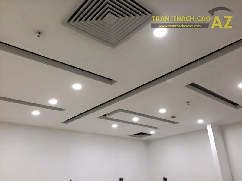 Trần thạch cao văn phòng đẹp hiện đại của Công ty TNHH DQS CERTIFICATION - 01