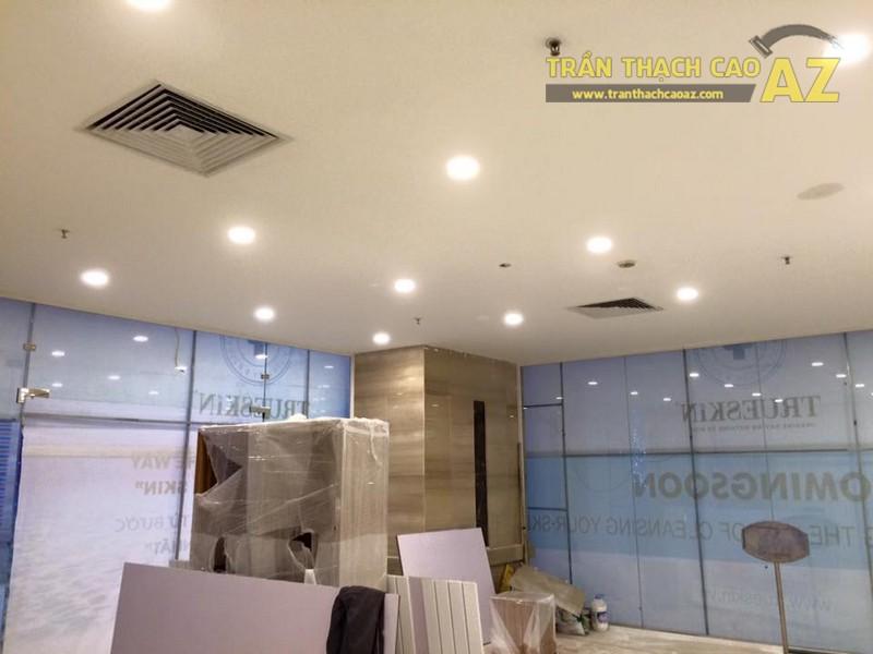 Trần thạch cao văn phòng đẹp hiện đại của Công ty TNHH DQS CERTIFICATION - 05
