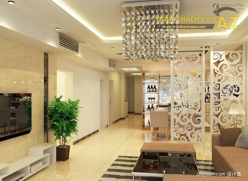 AZ - chuyên tư vấn thiết kế, tìm giải pháp trần thạch cao uy tín tại Hà Nội - 02