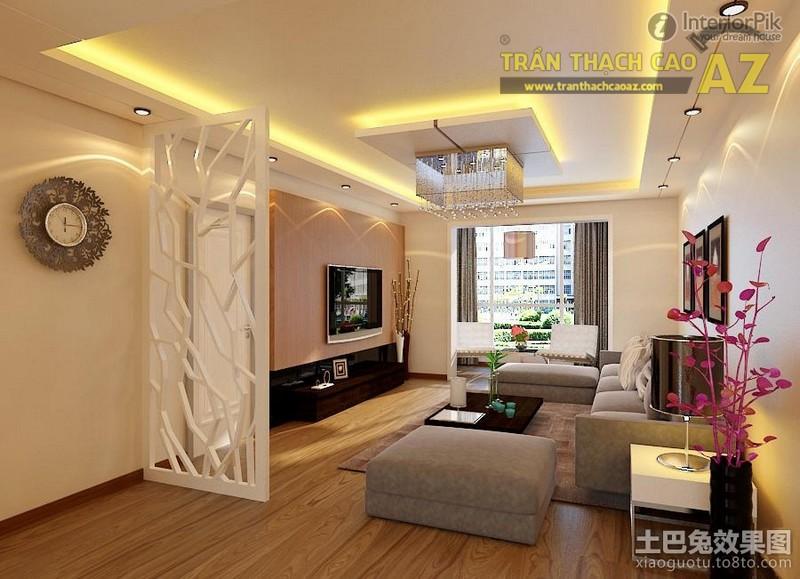 AZ - chuyên tư vấn thiết kế, tìm giải pháp trần thạch cao uy tín tại Hà Nội - 01