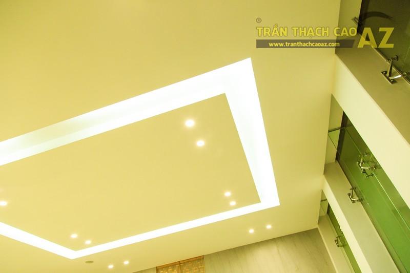 Vẻ đẹp đẳng cấp, hiện đại của thiết kế trần thạch cao sảnh ECO GREEN CITY - 08