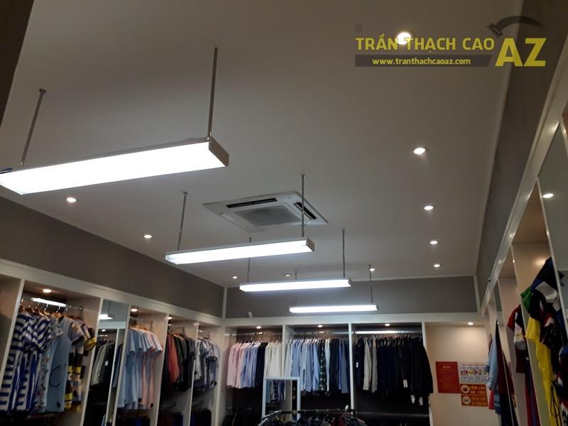 Vẻ đẹp quyến rũ cực đẳng cấp của thiết kế trần thạch cao shop S.PEARL, tại Tràng Tiền - 04
