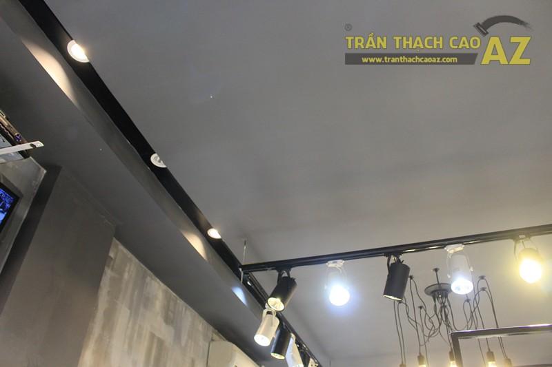 Bố trí đèn led trần thạch cao shop đẹp bắt mắt như 360 Boutique, 242 Thái Hà - 04