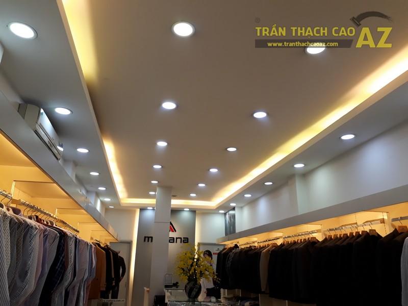 Cách chọn mẫu trần thạch cao đẹp nổi bật cho không gian shop nhỏ - 04
