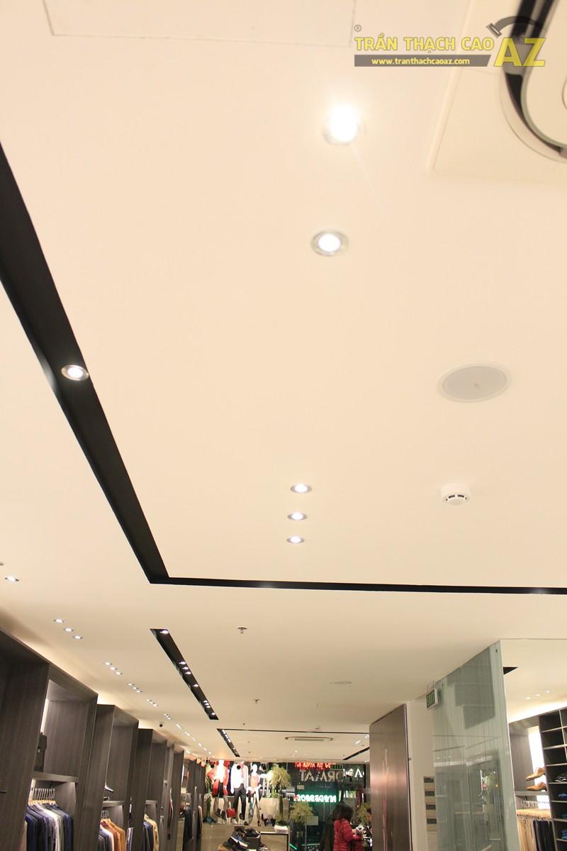 Chọn màu trần thạch cao đẹp sang trọng, hiện đại như shop FORMAT Thái Hà - 06
