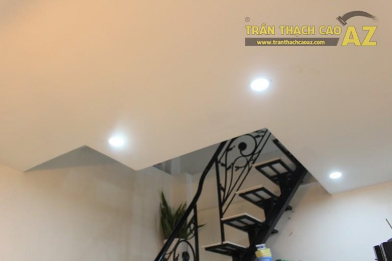 Đơn giản, nhẹ nhàng như mẫu trần thạch cao quán cafe đẹp hiện đại của CREMA, 370 Thái Hà - 05