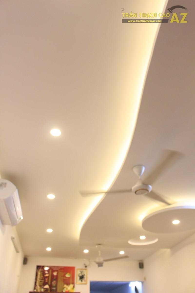 Không gian G'MEET nhẹ nhàng, hiện đại với mẫu trần thạch cao đẹp, 232 Thái Hà - 03
