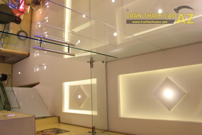 Không gian Thai Deli ấm cúng, sang trọng nhờ mẫu trần thạch cao đẹp đẳng cấp - 08