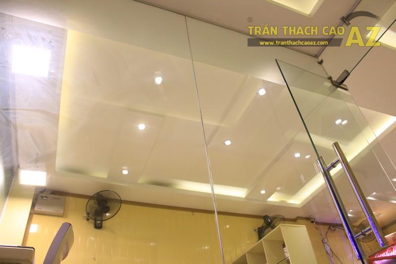 Không gian Thai Deli ấm cúng, sang trọng nhờ mẫu trần thạch cao đẹp đẳng cấp - 07