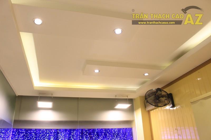 Không gian Thai Deli ấm cúng, sang trọng nhờ mẫu trần thạch cao đẹp đẳng cấp - 02