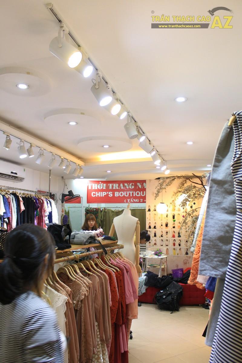NANA shop đẹp lung linh với thiết kế trần thạch cao hiện đại, cực hút mắt - 04