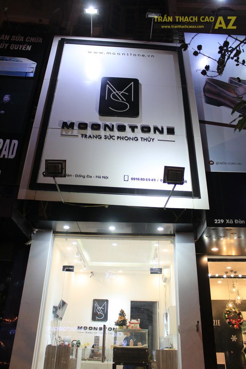 Không gian shop nhỏ đẹp bắt mắt với thiết kế trần thạch cao hiện đại của MoonStone - 06