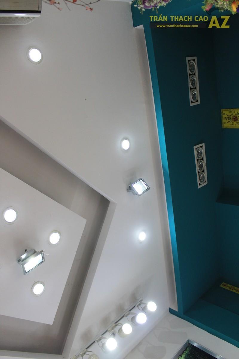 Studio nhỏ đẹp khác biệt với mẫu trần thạch cao đơn giản như Linh Nga Janessa - 04