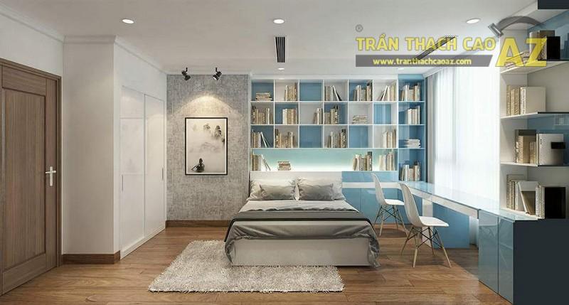 Thiết kế trần thạch cao cho căn hộ chung cư 12, Park 2, Time City