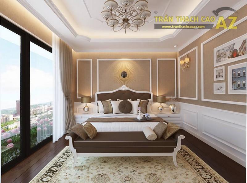 Thiết kế nội thất theo phong cách Châu Âu tân cổ điển