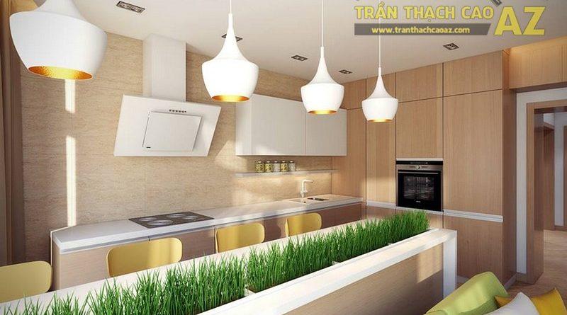 Thiết kế trần thạch cao cho căn hộ chung cư Park 3, Park Hill Time City