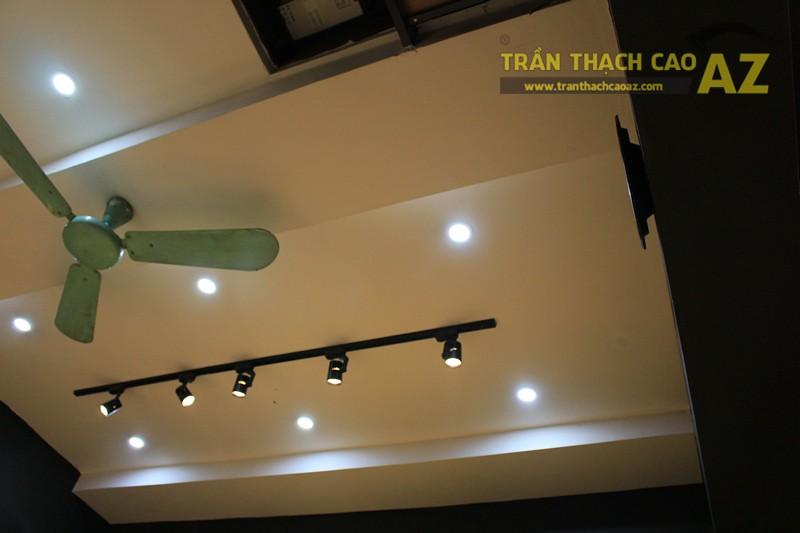 Thiết kế trần thạch cao đơn giản của cửa hàng hoa 1989 FLORIST, 163 Thái Hà - 03