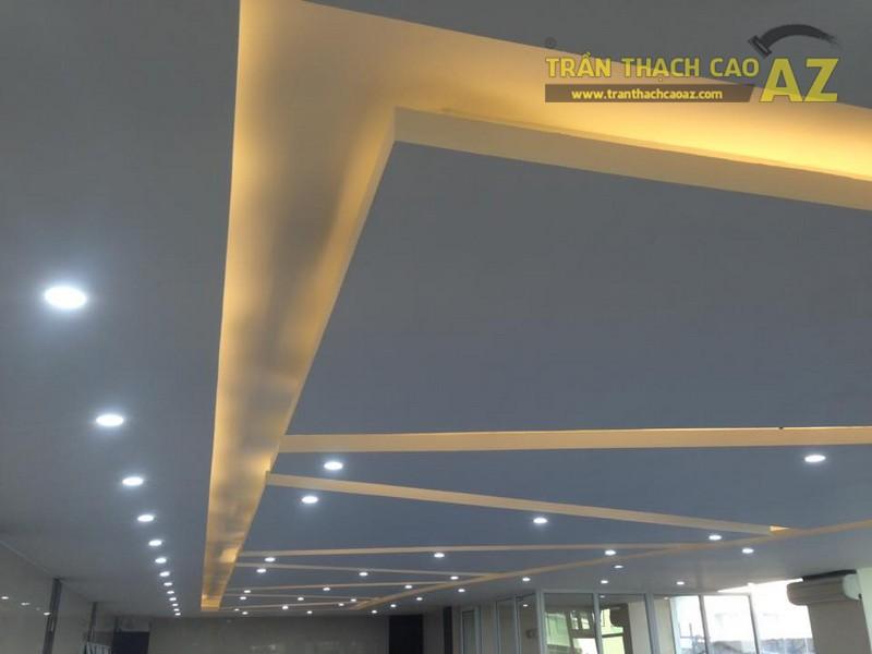 Trần thạch cao đẹp đơn giản, hiện đại của Vital Fitness & Yoga Center, Ngô Thì Nhậm - 04